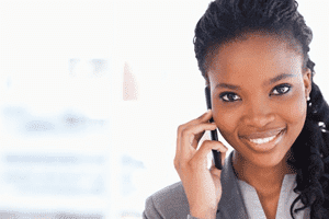 Ingenium Talent – Industry Professional on the Phone