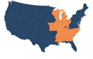 Ingenium Recruiting Map