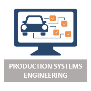 Production System Engineering Icon
