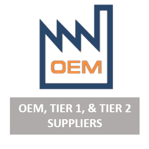 OEM Suppliers Icon