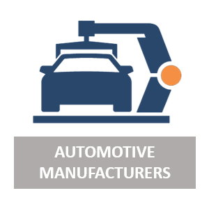 Automotive Manufacturers Icon