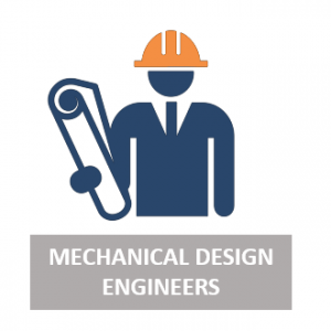 Mechanical Design Engineer Icon
